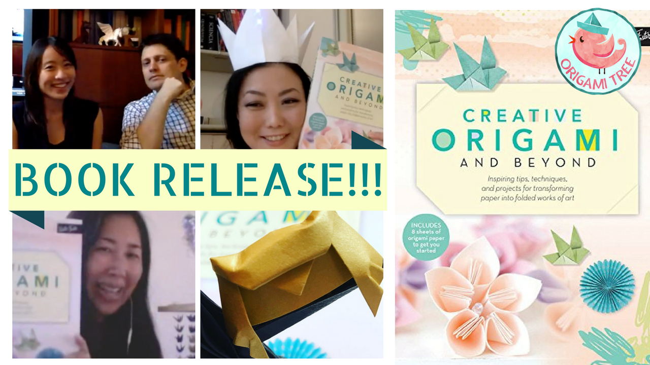 Free Origami Tutorials Demos Printables More Christmas Bird Feeder Diagram Creative Beyond Book Release